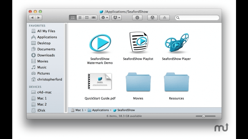 SeafordShow for Mac - review, screenshots