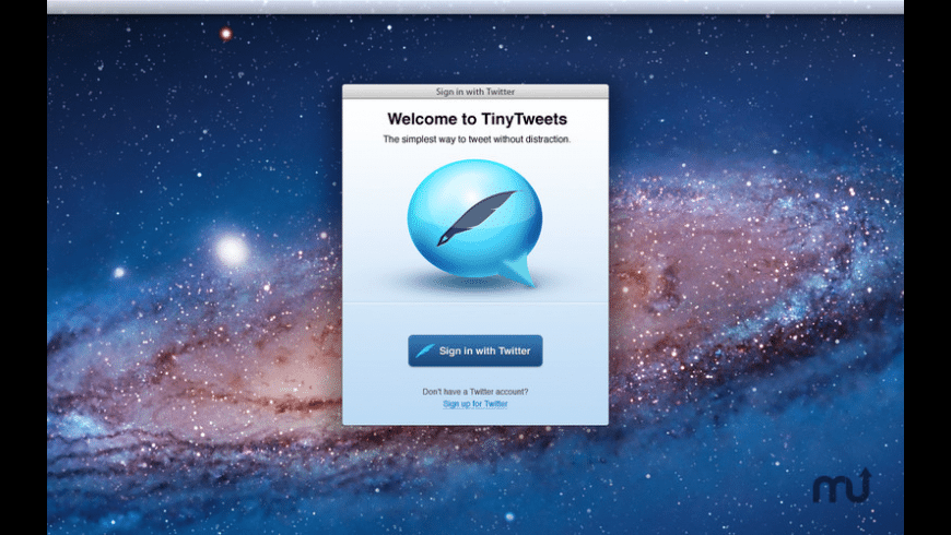 Tiny Tweets for Mac - review, screenshots