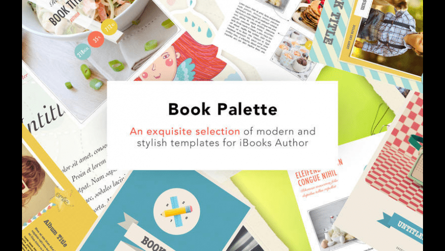 Book Palette for Mac - review, screenshots