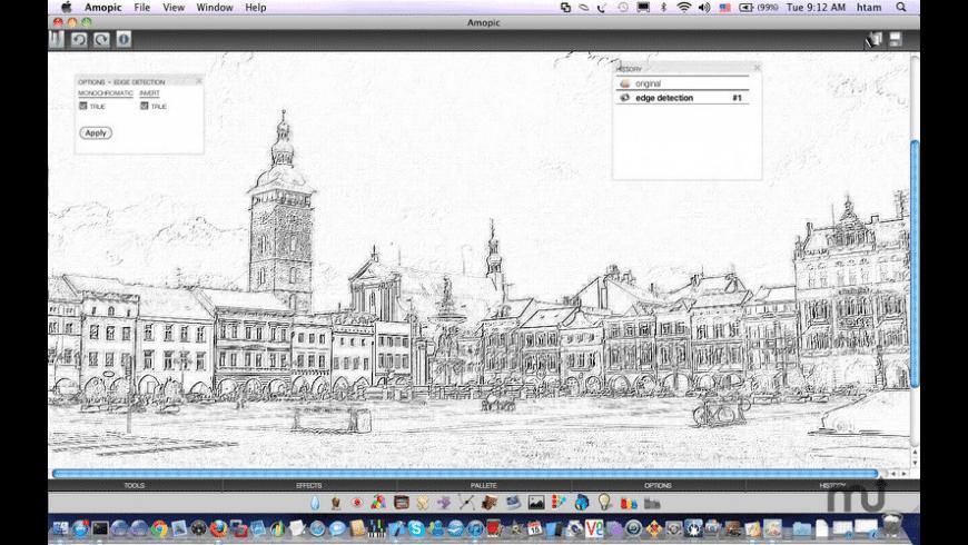 Amopic for Mac - review, screenshots