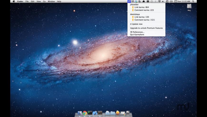 Karmahore for Mac - review, screenshots