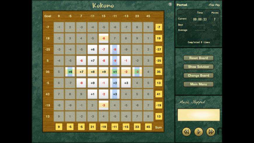 Kokono for Mac - review, screenshots