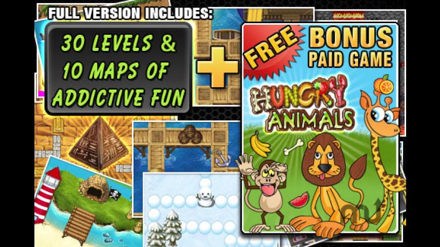 iTankster Free - Addictive Tank Game for Mac - review, screenshots