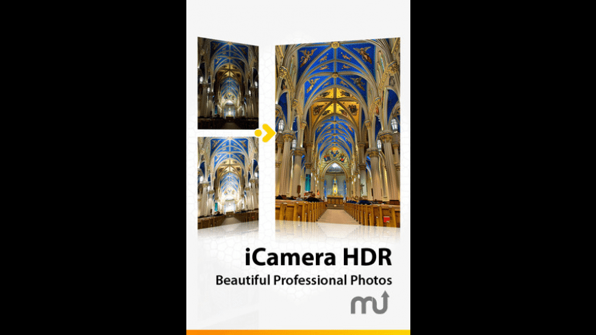 iCamera HDR: All-in-One for Mac - review, screenshots