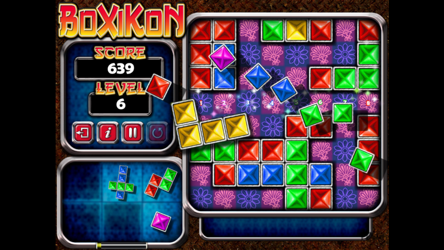 BoXiKoN for Mac - review, screenshots