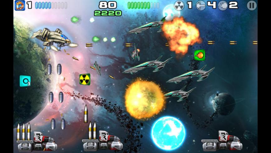 Starfighter Overkill for Mac - review, screenshots
