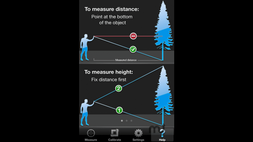 Point & Measure for Mac - review, screenshots