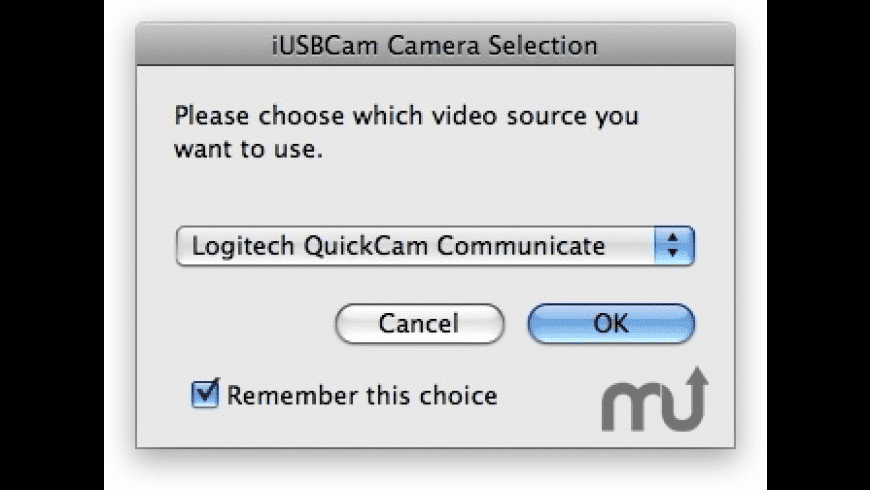 iUSBCam for Mac - review, screenshots