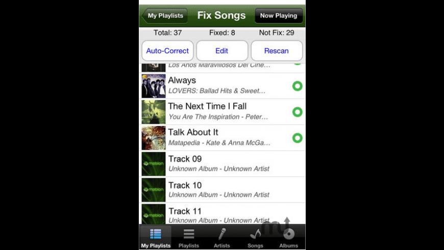 Mobion Music Global Premium for Mac - review, screenshots