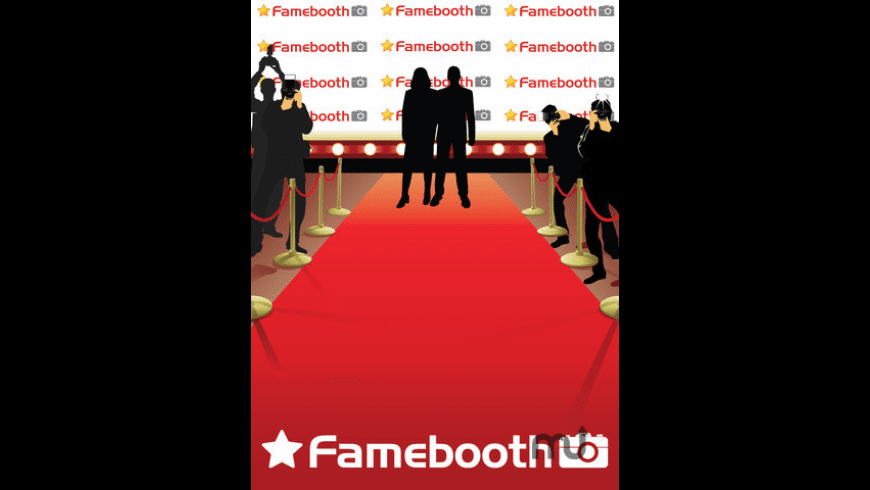 Famebooth for Mac - review, screenshots