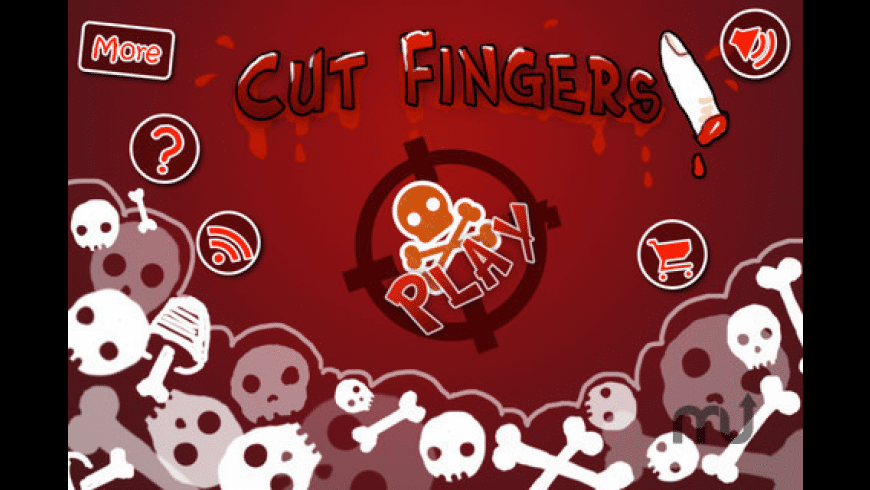Cut Fingers for Mac - review, screenshots