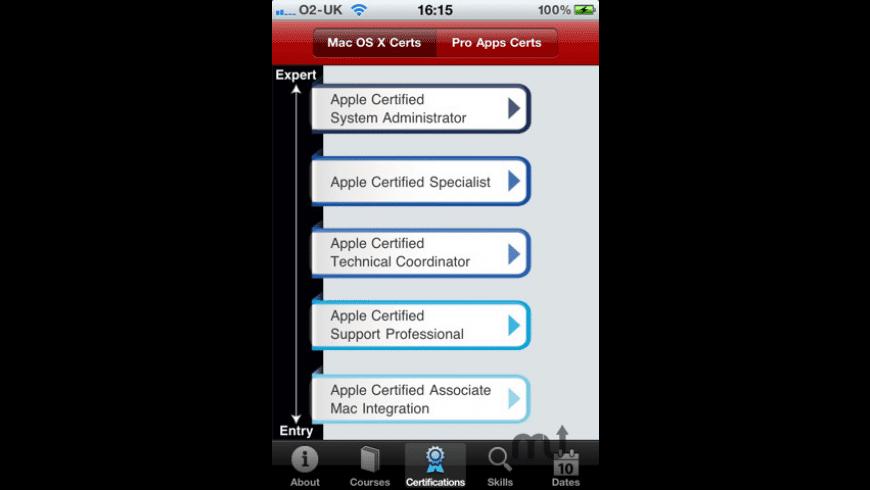 Training for Mac - review, screenshots