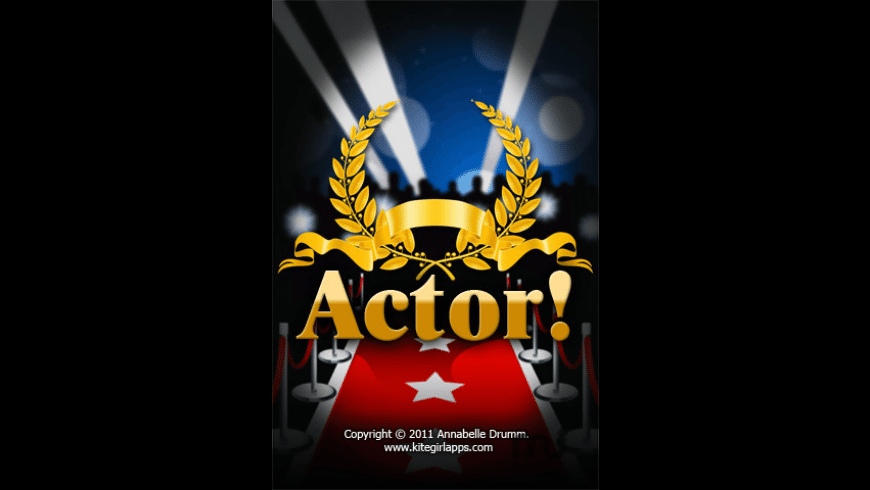 Actor! Lite for Mac - review, screenshots