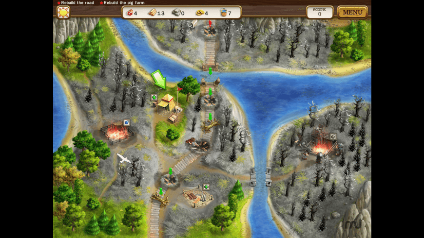 Roads Of Rome 3 for Mac - review, screenshots