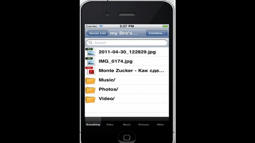 Natus for Mac - review, screenshots
