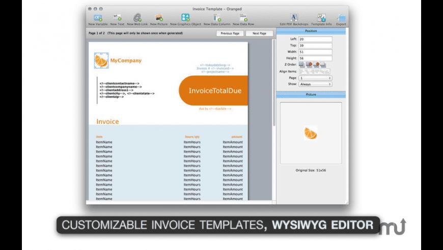 Studiometry Express for Mac - review, screenshots