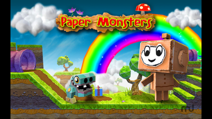 Paper Monsters for Mac - review, screenshots