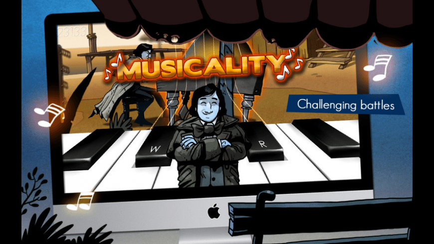 Frederic - Resurrection of Music for Mac - review, screenshots
