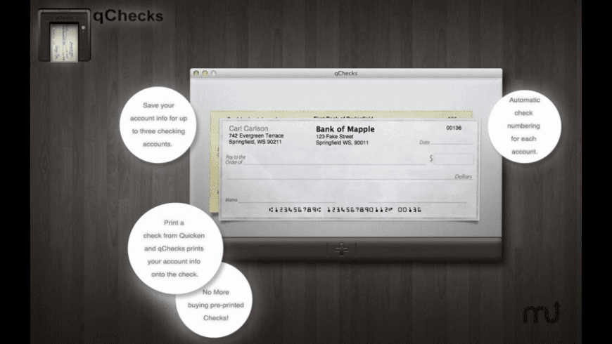 qChecks for Mac - review, screenshots