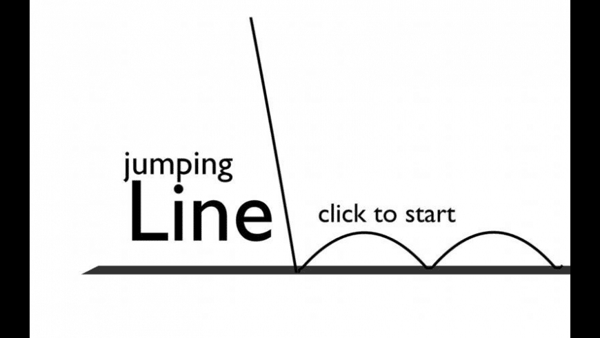 Jumping Line for Mac - review, screenshots