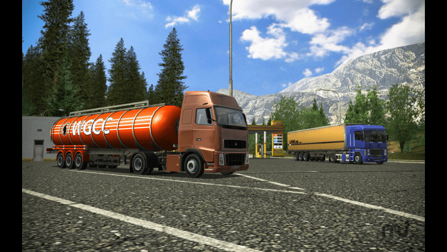 Euro Truck Simulator for Mac - review, screenshots