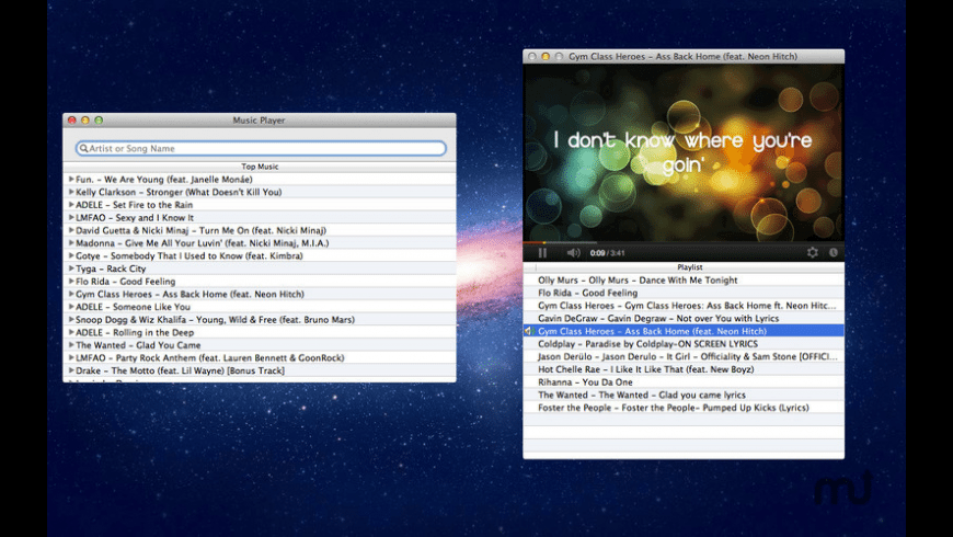 youTunes for Mac - review, screenshots