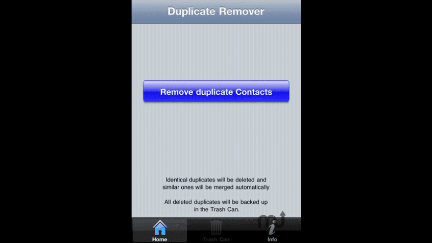 Duplicate Remover and Merger Pro for Mac - review, screenshots