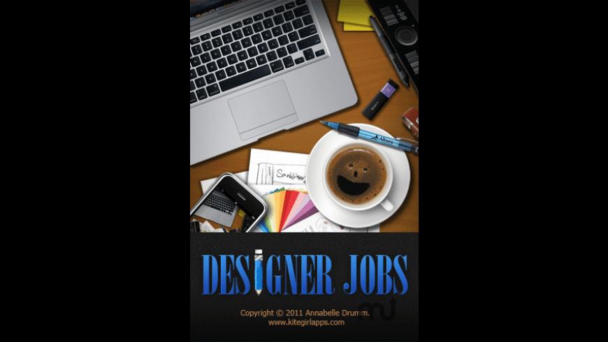 Designer Jobs for Mac - review, screenshots