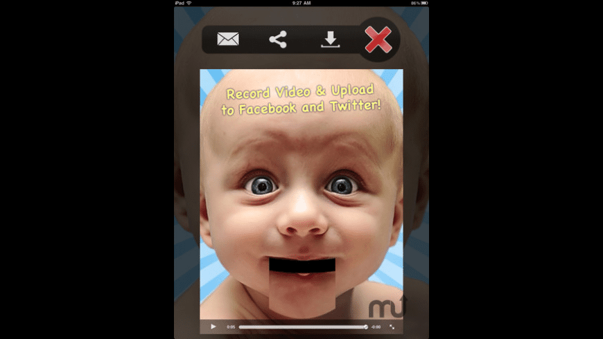 Face Talk HD for Mac - review, screenshots