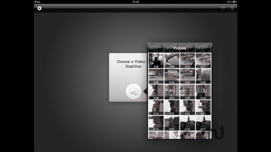 Movie Stiller for Mac - review, screenshots