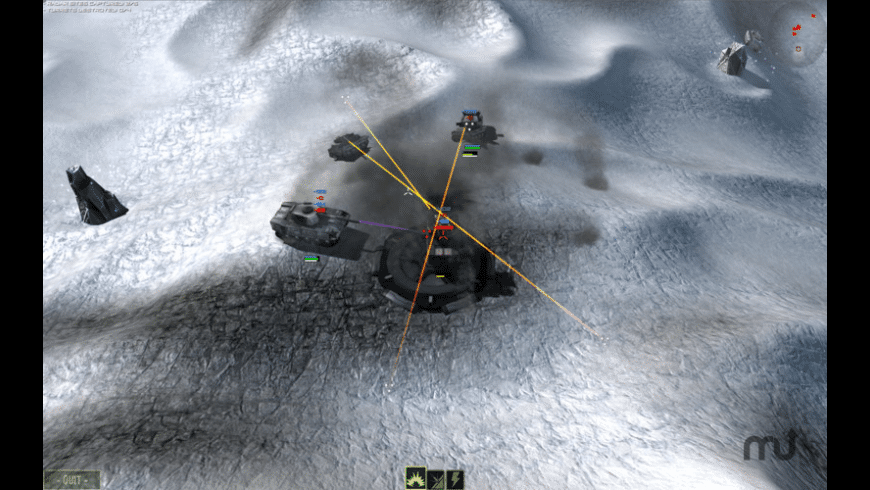 Tank Buster for Mac - review, screenshots