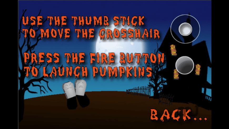 Pumpkin Blaster by playos for Mac - review, screenshots