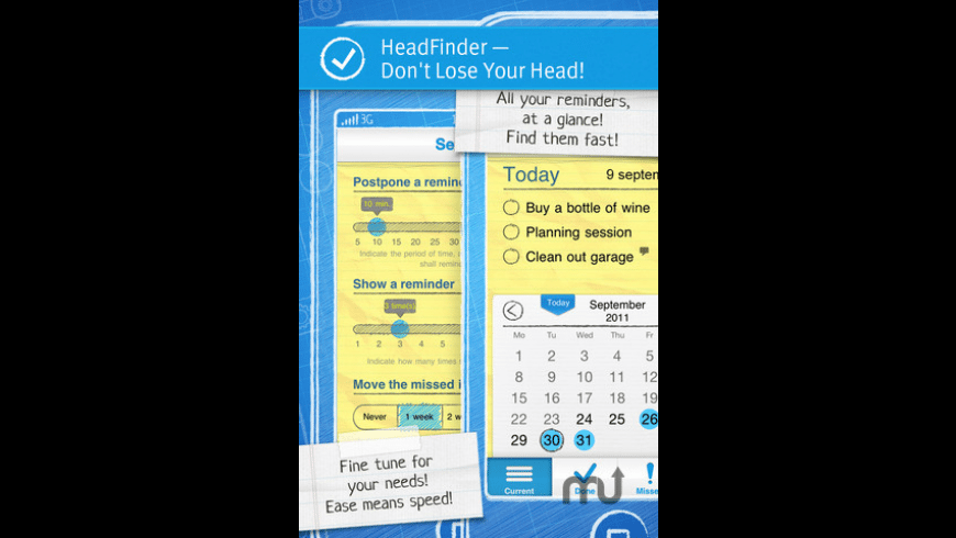 HeadFinder for Mac - review, screenshots