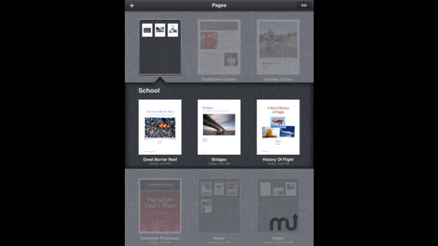 Pages for Mac - review, screenshots