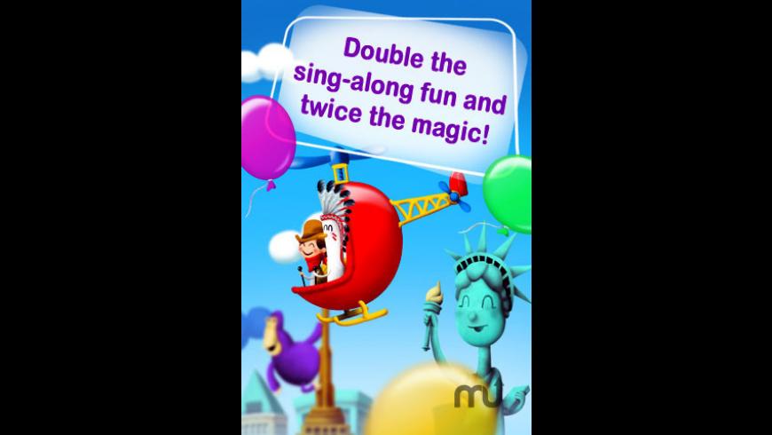 Kids Song Machine 2 - Around the World for Mac - review, screenshots