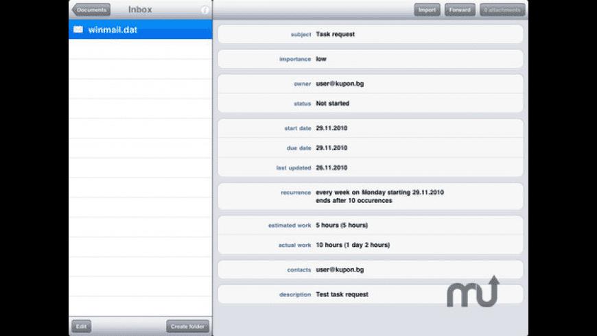 Klammer for Mac - review, screenshots