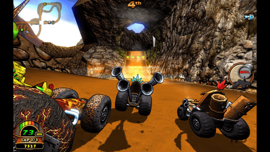 Tiki Kart 3D for Mac - review, screenshots