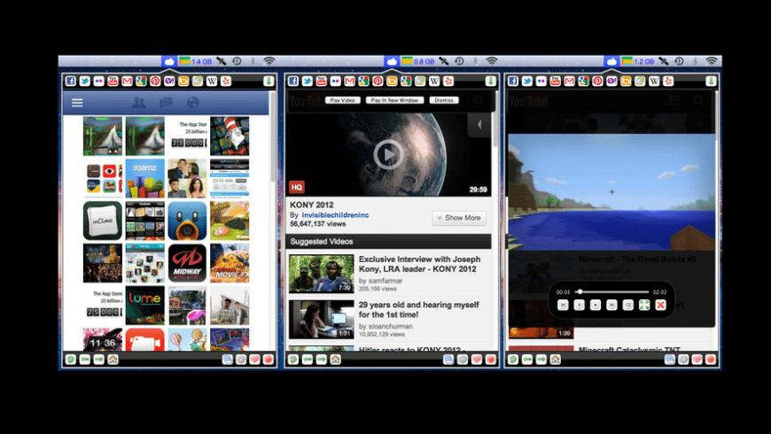 Tabs for Mac - review, screenshots