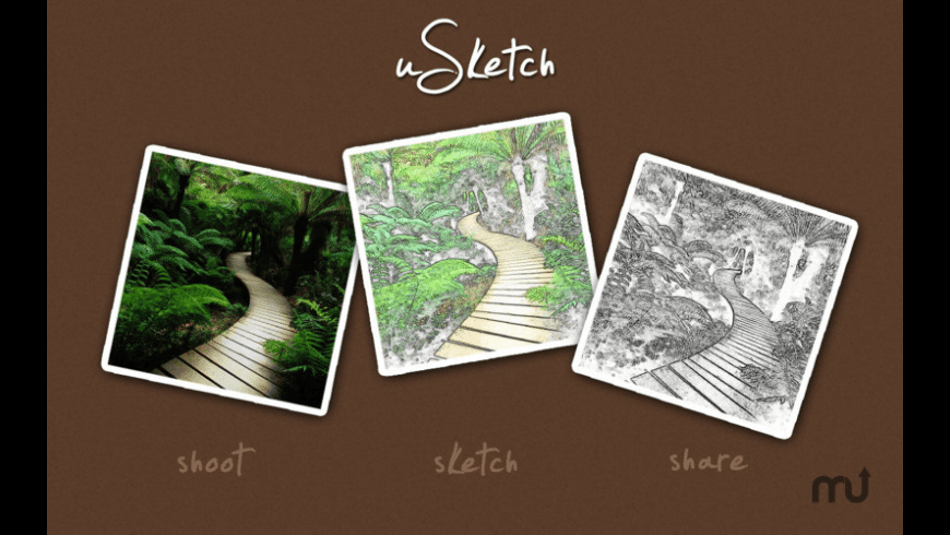 uSketch for Mac - review, screenshots