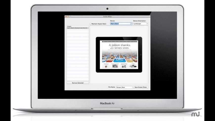 Screen Wrap for Mac - review, screenshots