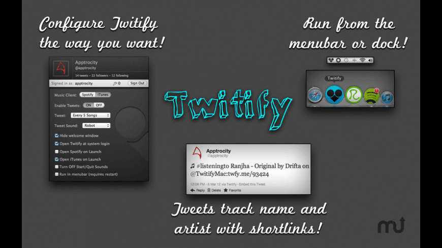 Twitify for Mac - review, screenshots
