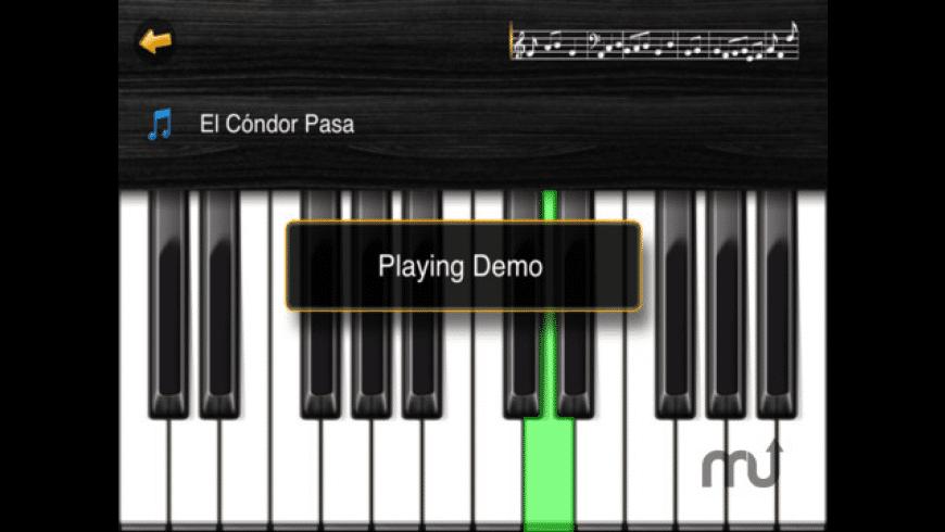 Logical Piano for Mac - review, screenshots