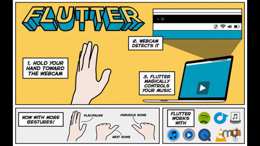 Flutter for Mac - review, screenshots