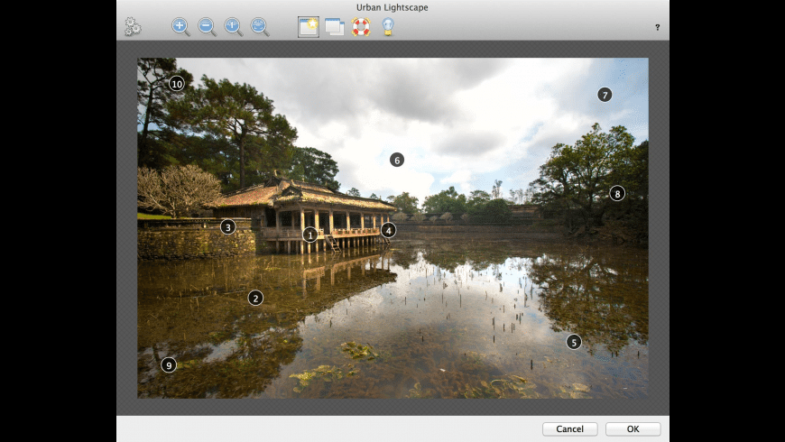 Urban Lightscape for Mac - review, screenshots