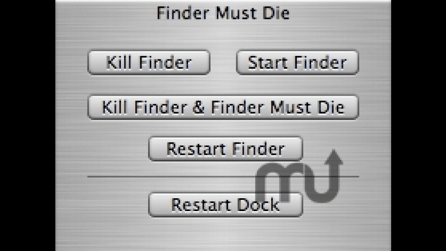 Finder Must Die for Mac - review, screenshots
