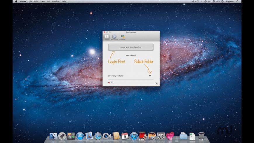 GoSync for Mac - review, screenshots