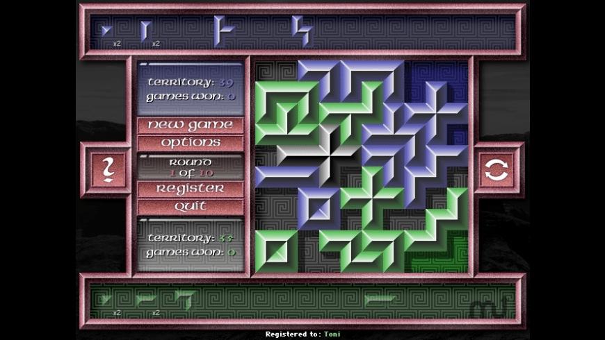 StoneGarden for Mac - review, screenshots