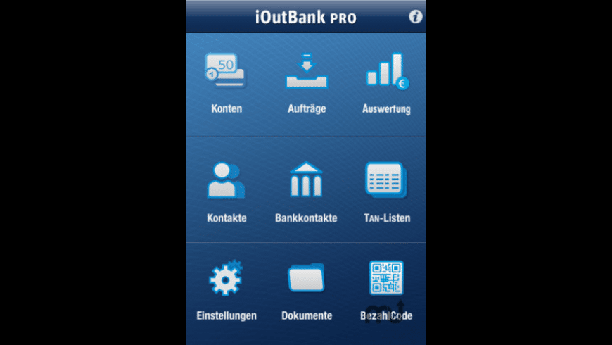 iOutBank for Mac - review, screenshots
