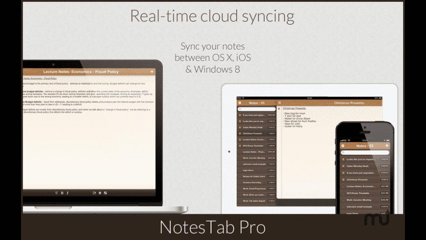 MiniNote Pro for Mac - review, screenshots