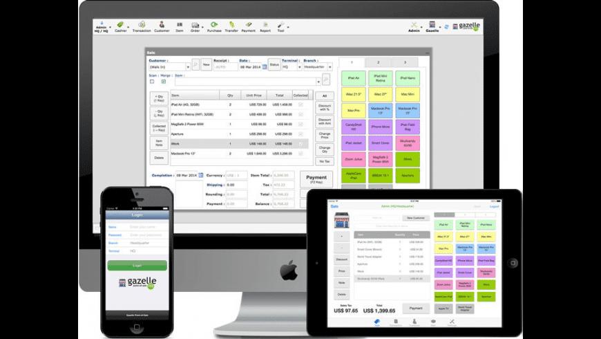 Gazelle for Mac - review, screenshots